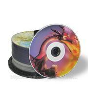 Печать фото на дисках фотография
