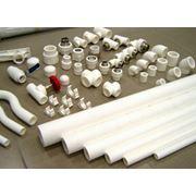 Монтаж и устройство систем водоснабжения и канализации фото
