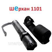 Шерхан 1101 Police электрошокер с фонарем, безупречное качество, шокер Шерхан 1101 фото