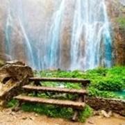 Фотообои с водопадом фото