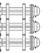 Пластинчатый теплообменник Анвитэк AX 40 Новосибирск Кожухотрубный теплообменник Alfa Laval VLR12x28/154-3,0 Бузулук
