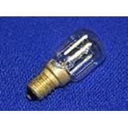 Лампа Т22 15 Вт (духовка) фото