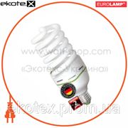 Энергосберегающая лампа Eurolamp T4 fullspiral 45W 2700K E27