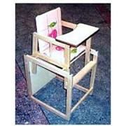 Стол-стул для детей ясельного возраста фото