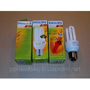 Энергосберегающая лампа Phillips 11W фото