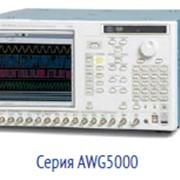 Генератор сигналов AWG5000 Tektronix фото