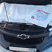 Утеплитель двигателя Автотепло Автоодеяло фото
