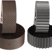 Ролик для накатки прямых рифлений 1.0 мм (20*8*6) фото