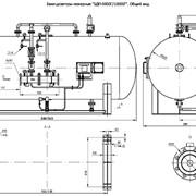 Бак-дозатор БДП-10000Г фото