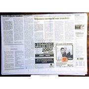 Верстка многостраничных периодических изданий фото