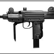 Пневматический автоматический пистолет-пулемет Gletcher UZM