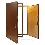 Металлические двери, бронедвери фото