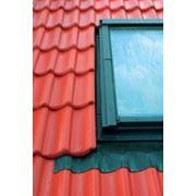 VELUX окно для крыши 78х118, ВНИМАНИЕ с окладом под металлочерепицу фото