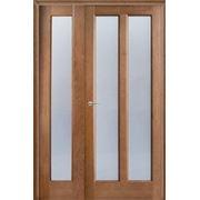 Двери шронированные двустворчатые Дива ПО фото