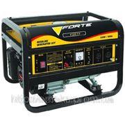Бензиновый генератор FORTE FG8000E фото