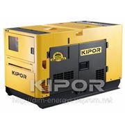 Дизель генераторы KIPOR KDА60SSО3 фото