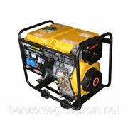Дизельный генератор FORTE FGD6500E фото