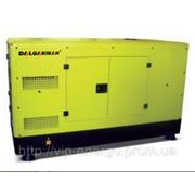 Дизельная электростанция в капоте Dalgakiran 220кВА 220/380В фото