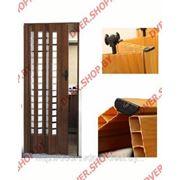 Дверь гармошка межкомнатные фото