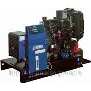 Дизельный генератор 380/220В мощностью 12 кВА с двигателями Mitsubishi фото