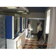 Техническое обслуживание и сервис стеклянных конструкций