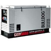 Дизельная электростанция GENMAC Bulldog, в капоте, 230В. фото