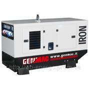 Дизельная электростанция GENMAC Iron, в капоте, 380/230В. фото