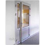 Окна и двери ПВХ, алюминиевые двери, входные группы, дымонепроницаемые двери фото