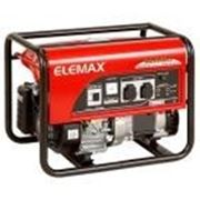 Генератор Elemax, однофазный 230В,мощность 3,3кВА фото