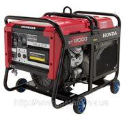Бензиновый генератор Honda EТ12000 фото