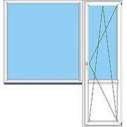 Окна пвх Балконный Блок (балконная группа)