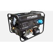 Бензиновый генератор HYUNDAI HHY 9000FЕ ATS фото