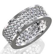 Кольца с бриллиантами A26951-1 фото