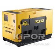 Дизельный генератор Kipor KDА35SSО3 фото