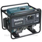 Генератор MAKITA EG441A Гарантия: 12, Максимальная мощность: 4,4 кВт, Марка бензина: АИ-92, Мощность двигателя: 5.5, Объем топливного бака: 13,