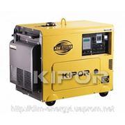 Дизельный генератор Kipor KDА6700ТАО фото