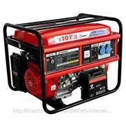 Генератор TIGER EC 6500 AE Гарантия: 12, Максимальная мощность: 5.5 кВт, Марка бензина: АИ-95, Мощность двигателя: 13, Объем топливного бака: 22, Тип