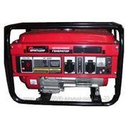 Генератор БРИГАДИР STANDART БГ 6000 ES Гарантия: 12, Максимальная мощность: 5.5 кВт, Объем топливного бака: 25, Питание: бензин, Тип двигателя: