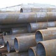 Труба 426х25 ТУ 14-3Р-1128-2007 сталь 09Г2С фото