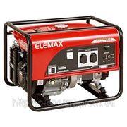 Генератор бензиновый ELEMAX 7600 EX фото