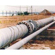 Электрообогрев трубопроводов фото