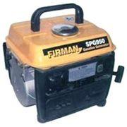 Однофазный бензиновый генератор FIRMAN SPG 950 фото