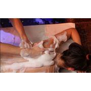 Мыльный массаж фото