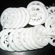 Кольца, прокладки из фторопласта фото