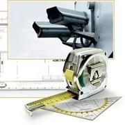 Проектирование системы видеонаблюдения фото