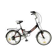 """Велосипед складной Chelsea 20"""" 6V фото"""