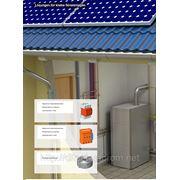 Профессиональные решения при построении фототовольтажных энергетических установок для жилых зданий. фото