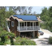 Система электроснабжения 4,5 кВА - 400 кВт/мес (SHOTT Solar, Xantrex)