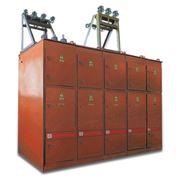 Комплектное распределительное устройство 10 кВ наружной установки КРУЗ. фото