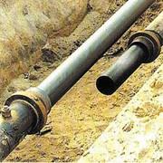 Строительство внешних сетей газо- и водопроводов фото